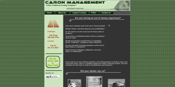Caron Management
