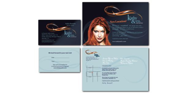 Kathy & Co. Print Work 2
