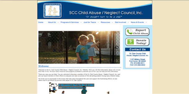 SCC Stop Child Abuse