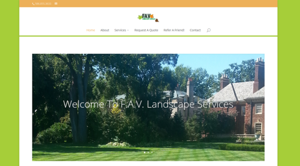 FAV Landscape Services
